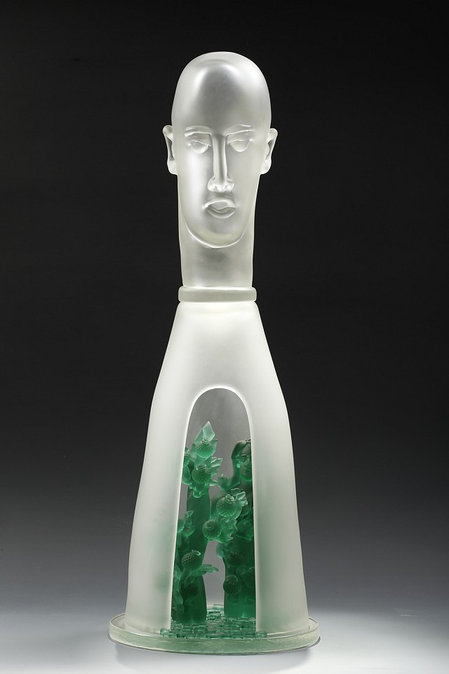 Richard Jolley, Archway #2 2009, Glass